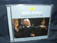 Haydn - Symphonien 93 / 94 / 100 -Karajan / Berliner Philharmoniker