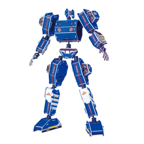 Collectibles Robot Collection 3D Jigsaw Puzzles Toy for Kids Developing A001