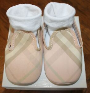 Burberry-Baby-Shoes