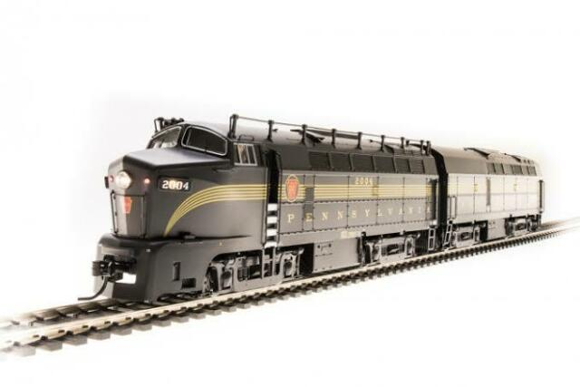 Broadway Limited 5750 HO Pennsylvania BF-16 A/B Set Diesel Loco #2000A/2000B