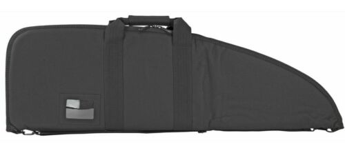 "Vism Scoped Rifle Case 36/"" Tactical Rifle Range Bag Shooting Hunting BLACK"