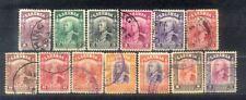 1934  Malaya Malaysia Sarawak Old Stamps