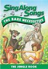 Sing Along Songs Bare Necessities 0786936695182 With Corey Burton DVD Region 1
