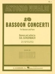 10-Bassoon-Concerti-Vol-1-Bassoon-with-Piano-Accompaniment-Woodwind-S-050332410