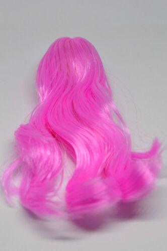 """1//6 Parrucca di capelli donna SCALA 3.0 Nuovo Multi Colori per 12/"""" TESTA SCOLPIRE 13 Donna"""