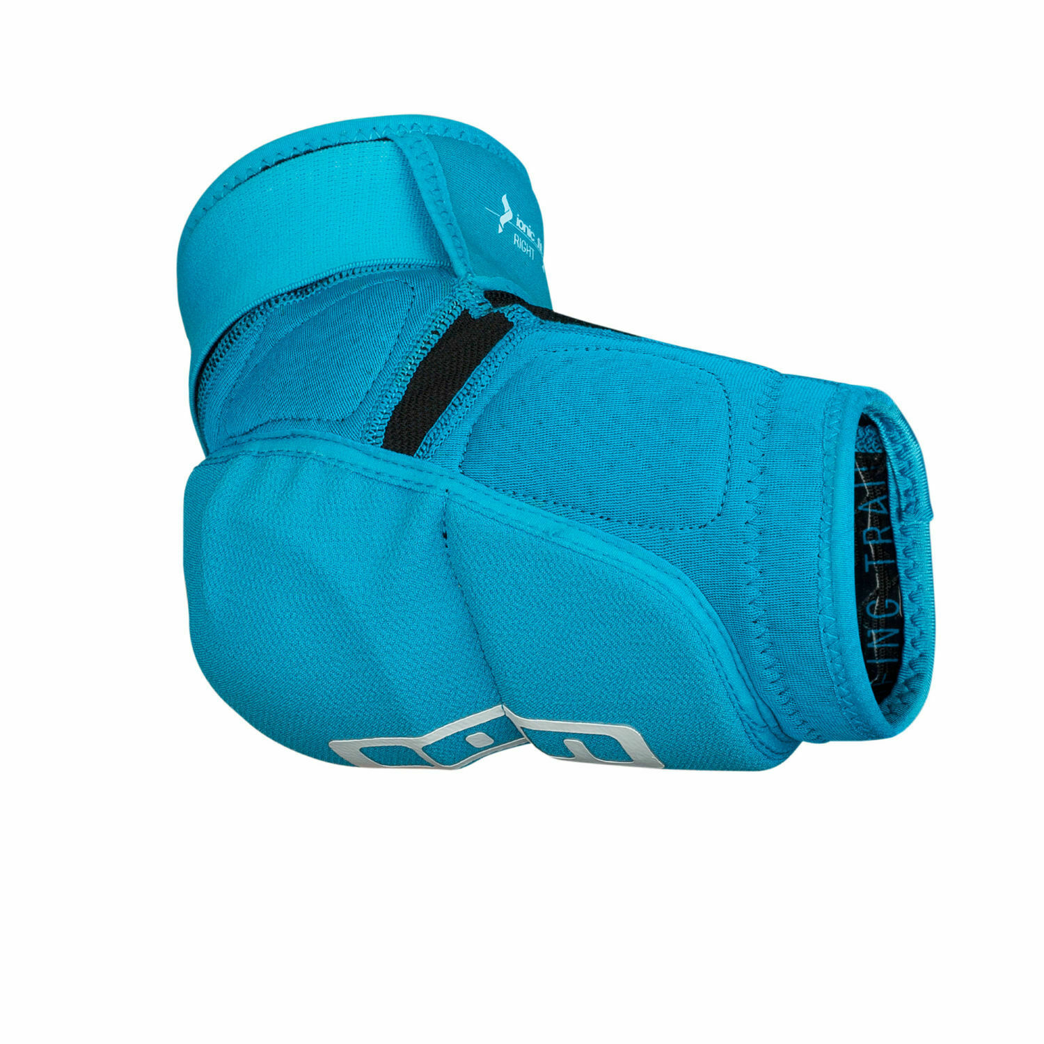 ION E-Pact Elbow Pads - Blau Large