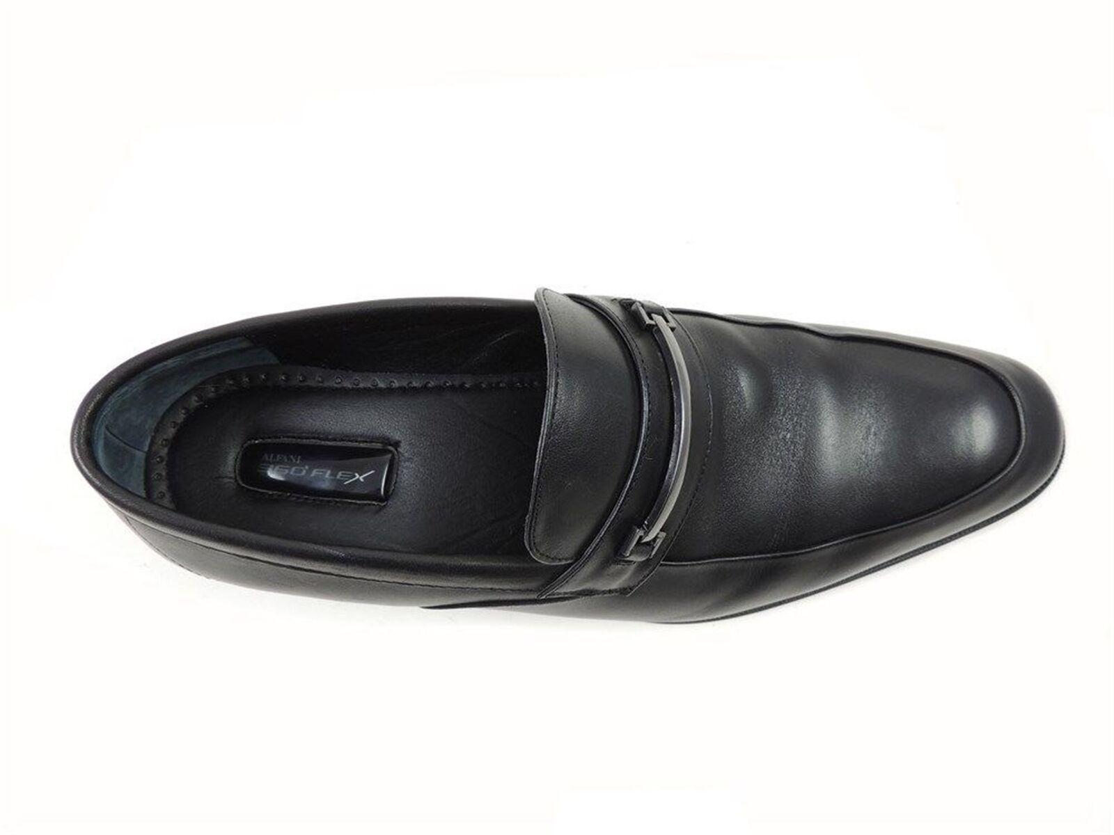 202367 SP50 Men/'s Shoes Size 9 M Black Leather Slip On Johnston /& Murphy