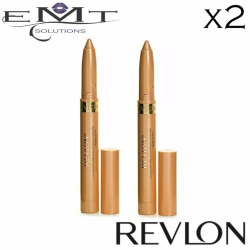 2 x Revlon Highlighting Stick – Golden – Brand New In Packet