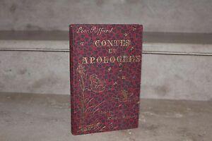 Léon Riffard / contes et apologues (illustrations de régamey)