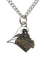 Purdue University Boilermakers NCAA Logo Necklace