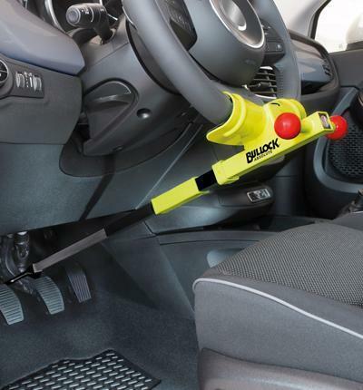 Fiat Ducato dal 2006 Bullock Absolute Antifurto al Volante e Pedali Universale