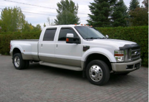 Ford F450 King Ranch