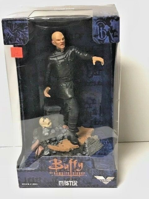 BUFFY THE THE THE VAMPIRE SLAYER THE MASTER 9' VINYL STATUE..NEW IN BOX  5d5b21