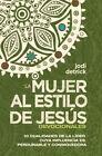 Devocional  La Mujer Al Estilo de Jesus by Jodi Detrick (Paperback / softback, 2013)