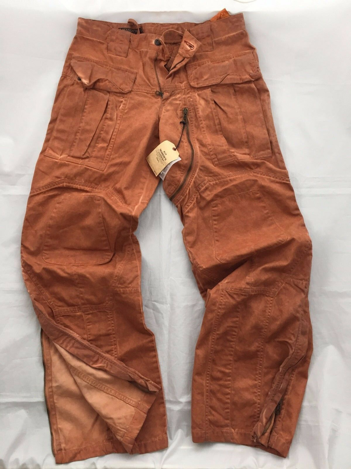 THE MASON'S damen RITE'S  WAXED CARGO UTILITY PANTS ( 38 )   278