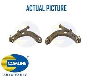 2-x-NEW-COMLINE-FRONT-TRACK-CONTROL-ARM-WISHBONE-PAIR-OE-QUALITY-CCA1180