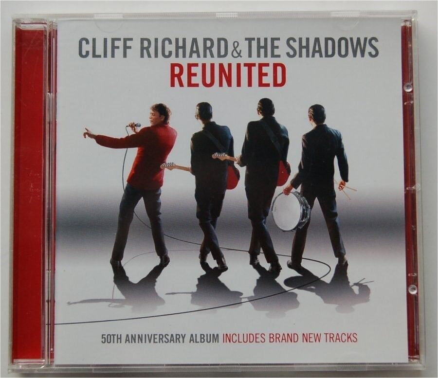 CLIFF RICHARD & THE SHADOWS: Reunited 50th Anniversary,
