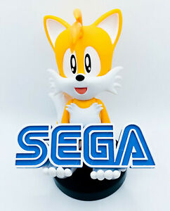 Sega Logo Video Game Shelf Display Glow In Dark Gamer Gift Decoration Man Cave