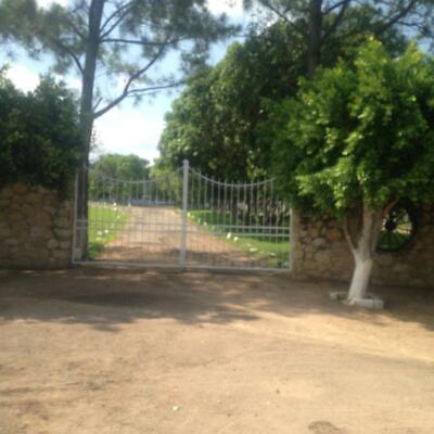 Rancho Ganadero en Venta a Orilla de Carretera en Jiquipilas, Chiapas