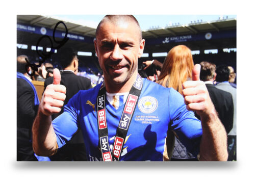 Kevin Phillips Signed 12x8 Photo Leicester City Autograph Memorabilia COA