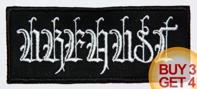 URFAUST W PATCH,BUY3GET4,LIFELOVER,1BURZUM,SUNN O))),BETHLEHEM,BLACK METAL,TAAKE