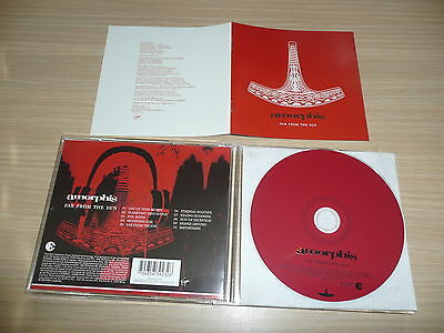 @ CD Amorphis - Far From The Sun / EMI FINLAND 2003