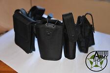 Army Polizeikoppel Polizeigürtel Multifunktionskoppel Gürtel mit Holster Taschen