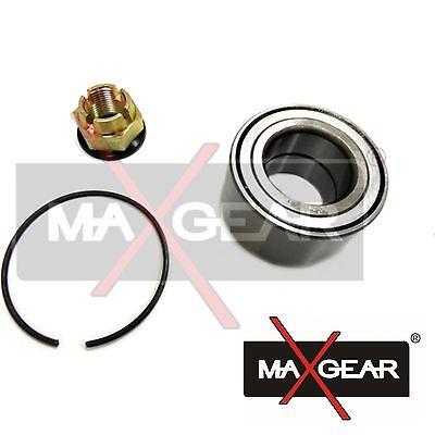 Radlagersatz für Radaufhängung Vorderachse MAXGEAR 33-0303