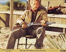 PAUL NEWMAN THE LIFE AND TIMES OF JUDGE ROY BEAN 1972 VINTAGE LOBBY CARD