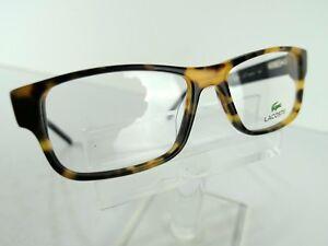 ad3c5841aa1 Lacoste L-2660 (218) Yellow Havana 55 X 15 140 mm Eyeglass Frames ...