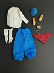 Vintage-0777-Ken-Doll-Outfit-Clothes-Ken-In-Holland-1964-Barbie