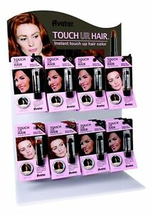 Image Is Loading Instant Diy Hair Dye Touch Up Color Stick