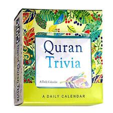 Quran Trivia: A Daily Calendar