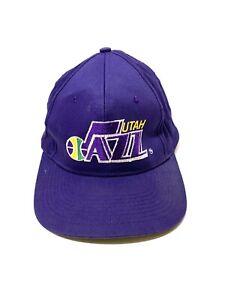 Utah-Jazz-Vintage-Snapback-Purple-Hat-NBA