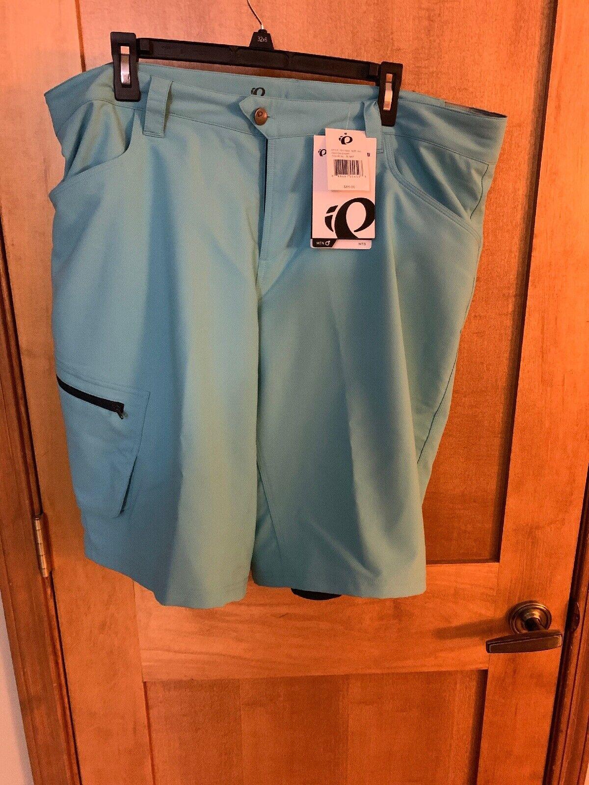 NWT Pearl iZUMi Men's Canyon Shorts  XXLarge  retail  85