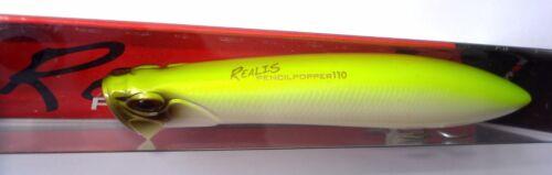 DUO Realis PencilPopper 110 SW Japan Topwater Fishing Lure,Hard Bait,Sea Bass