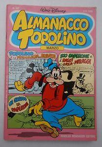 Almanacco-Topolino-327-Marzo-1984-Lire-1200-Arnoldo-Mondadori-Editore