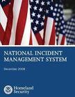 National Incident Management System by U S Department of Homeland Security (Paperback / softback, 2013)