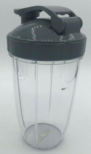 Blenpar Replacement 24oz Cup /& FlipTop Lid Compatible with NutriBullet 600W 900W