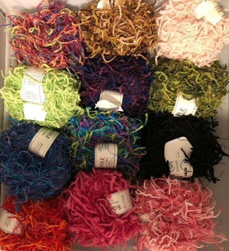 Crystal Palace Yarns ~Squiggle  ~Discontinued ~Choose Your Color!