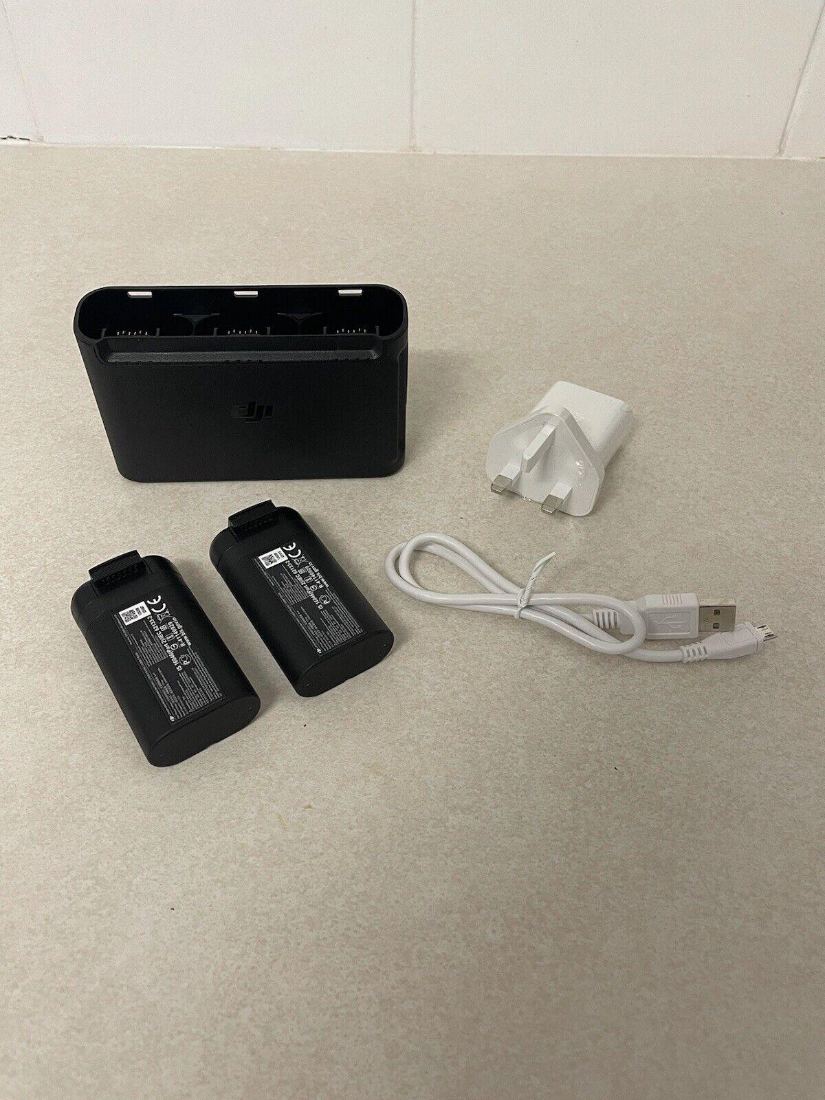 DJI Mavic Mini Intelligent Flight Battery / Batteries & Charger - Fly More Combo