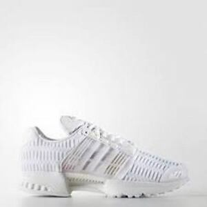 sale retailer 359fd 05b94 ... germany image is loading mens adidas climacool 1 running gym triple  white 8a2bc 5f6b3