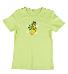 Vêtement Barbapapa T-shirt manches courtes vert Barbapapa: taille XS, livre