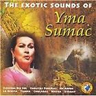 Yma Sumac - Exotic Sounds Of  The (2002)