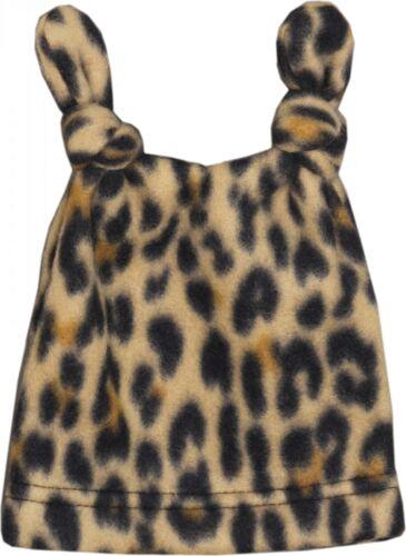 ZUZIFY Fleece Top Knot Baby Hat Beanie ZUZ0047