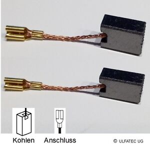 Kohlebürsten für Bosch GWS 24-180 24-230 26-180 26-230 B H JB BV JBV JH BX A7