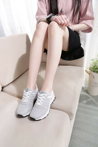 Details about  /Outdoor Womens Breathable Casual Mesh Sneakers Lace Up Runing Sport Single Shoes