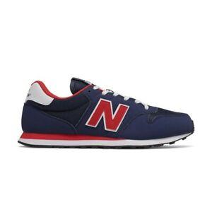 New-Balance-500-Sneaker-Uomo-GM500TRT-Navy