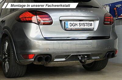 7pol ESatz ABE EBA ANHÄNGERKUPPLUNG vert abnehmbar passend für Ford Kuga II