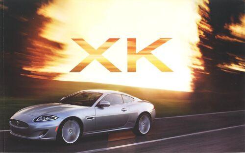 2015 Jaguar XK XKR XKR-S Coupe Convertible Deluxe Sales Brochure